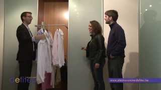 Pour vos Placards et dressing, DEFITEC à Tamines www.electro-cuisine-defitec.be
