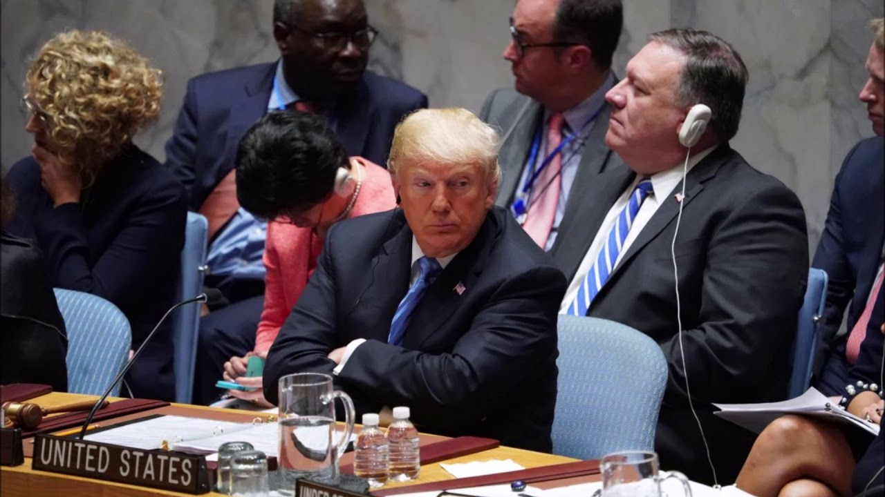 Trump Blocks US From Appointing Anyone To UN Committee On Racism