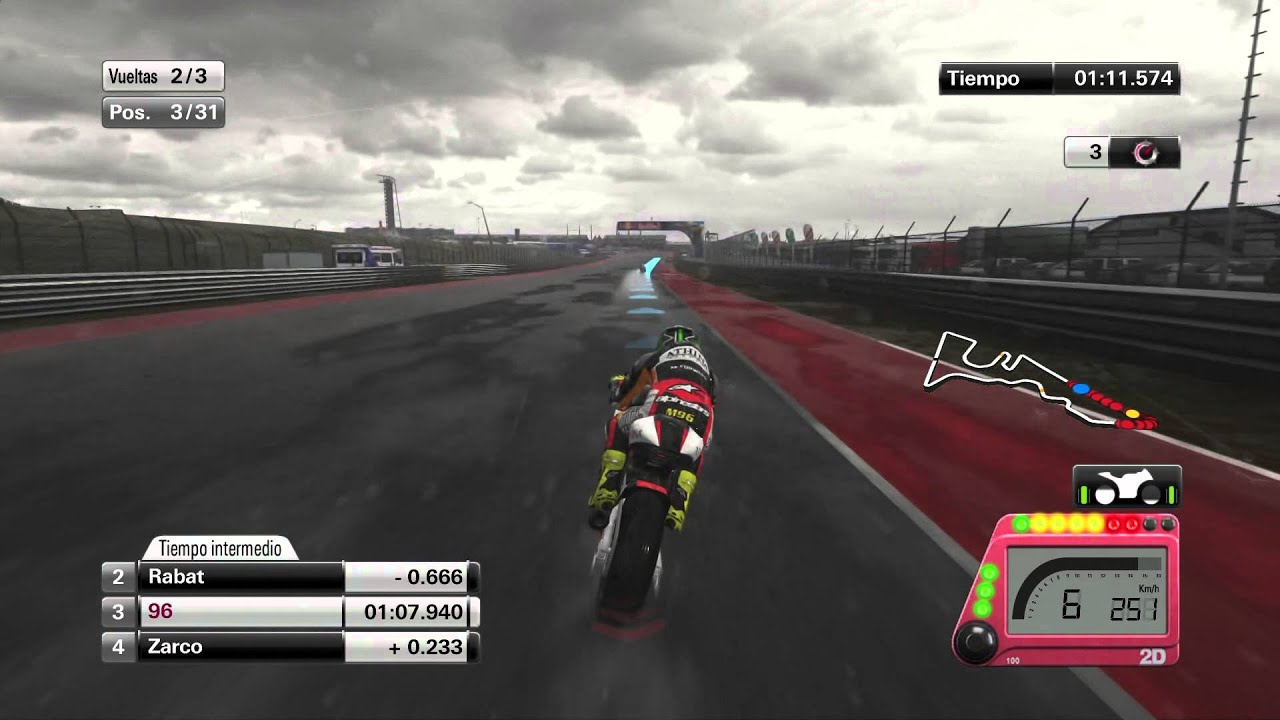 MotoGP 15 PS4 / Modo Carrera EP.13 - Moto2 - YouTube
