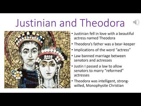 Justinian I, 527-565: The Last Great Palace Emperor