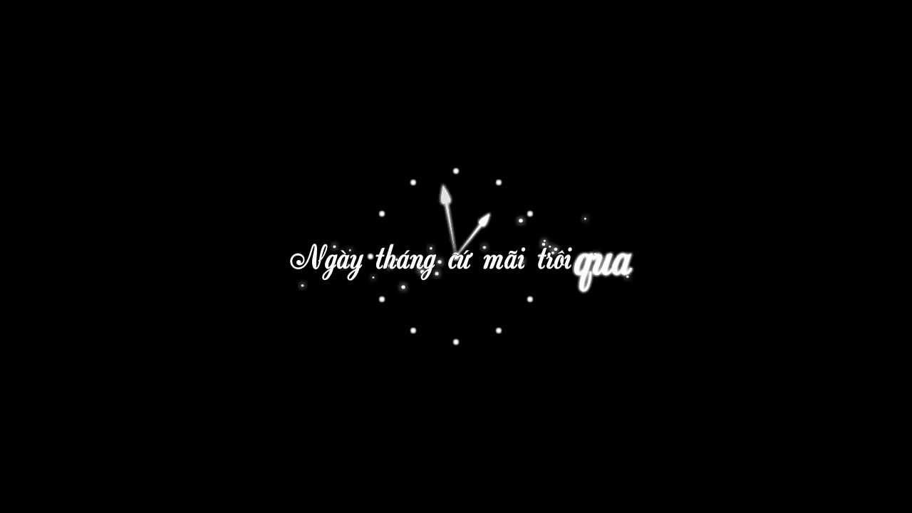 Photo of Dòng Thời Gian – Đòan Phi  (OST Mùi Ngò Gai) [Aegisub Effect] ''Time'' hay