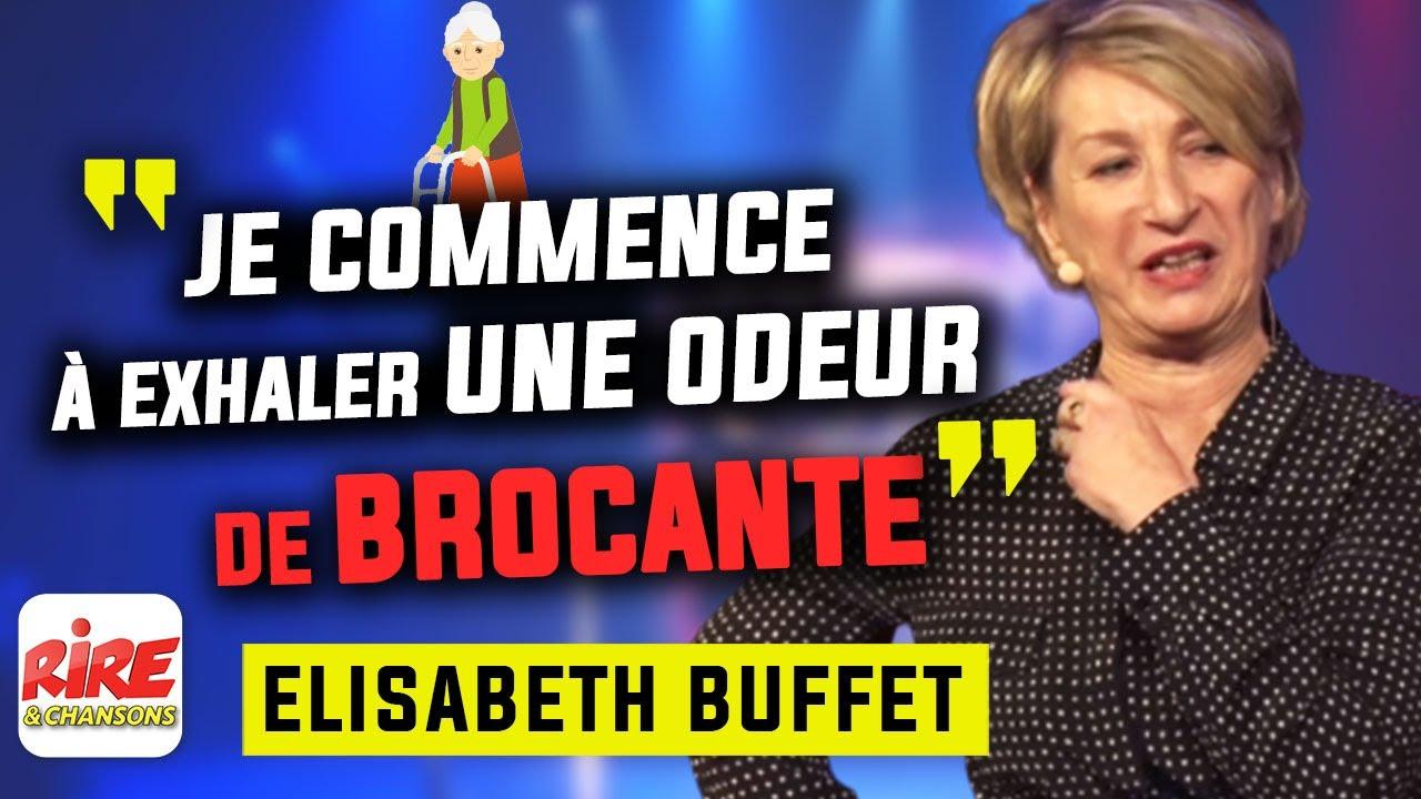 Elisabeth Buffet - Obsolescence programmée - Son sketch aux Open du rire de Rire & Chansons