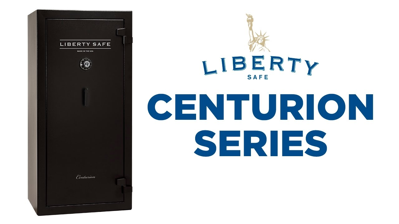 Centurion Gun Safe by Liberty | Fire Rated Safes