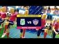 Bucaramanga Vs. Junior (1-2) | Copa Aguila  2019 | Octavos De Final Vuelta
