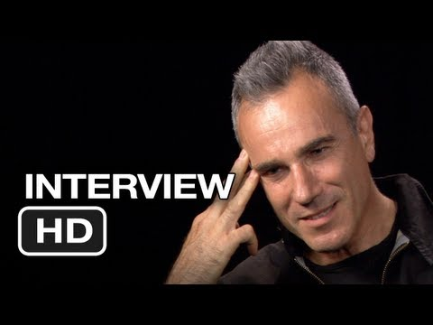 Lincoln Interview - Daniel Day-Lewis (2012) - Steven Spielberg Movie HD