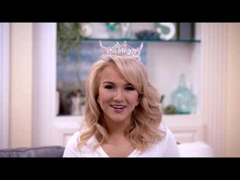Mask Removing Sponge Tutorial with Miss America | EcoTools