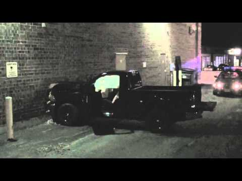 Crash Against Building Wall Near Arlington Heights Fire Station 3