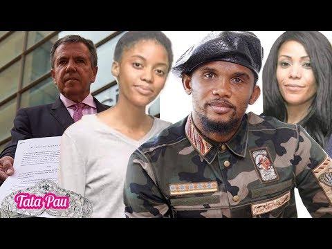 Samuel Eto'o au Tribunal pour test ADN! Il a abandonné sa petite amie de 18 ans enceinte sans aide😱