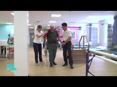 Rebuilding Lives Through Teamwork - A stroke Patients Experience of CSSD