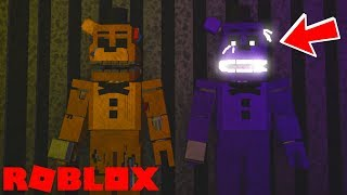 Becoming ALL of The Mystery Animatronics in Roblox Fredbear and Friends The Roleplay 5