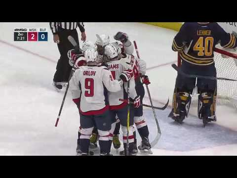 Washington Capitals vs Buffalo Sabres | December 9, 2016 | Full Game Highlights | NHL 2016/17