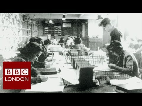 Poetry and songs to remember war veterans  - BBC London