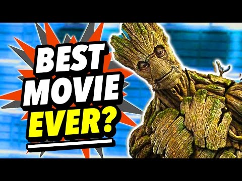 Why GUARDIANS OF THE GALAXY may be the BEST MOVIE EVER!   Film Legends