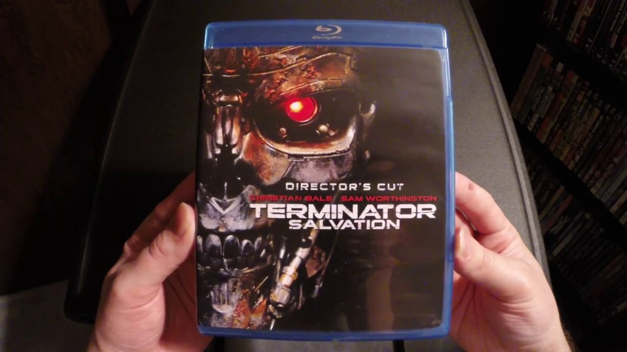 Download Terminator Salvation Blu-Ray Unboxing