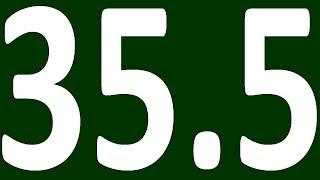 КОНТРОЛЬНАЯ 30 АНГЛИЙСКИЙ ЯЗЫК ДО ПОЛНОГО АВТОМАТИЗМА С САМОГО НУЛЯ  УРОК 35 5