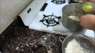 Рис Басмати Базовый Рецепт 1  Basmati Rice Basic Recipe 1