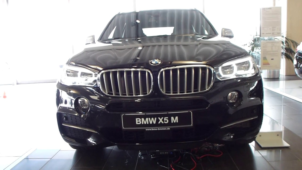 2017 BMW X5 M5 0d Exterior & Interior 3 0 R6 Tri Turbo 381 Hp 250 Km