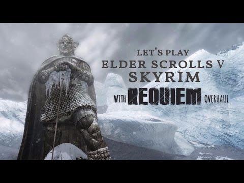 Skyrim Requiem: Vigilant of Stendarr, Episode 1 -- Giant Mistake