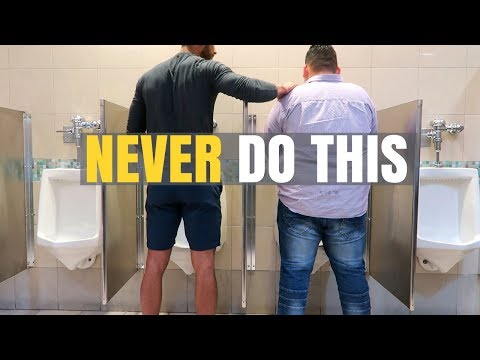 9 Unwritten Male Rules EVERY Guy Should Follow