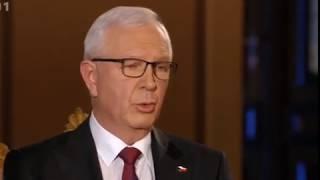Z prezidentského duelu na ČT 25.1.2018, Drahoš vs. Zeman.