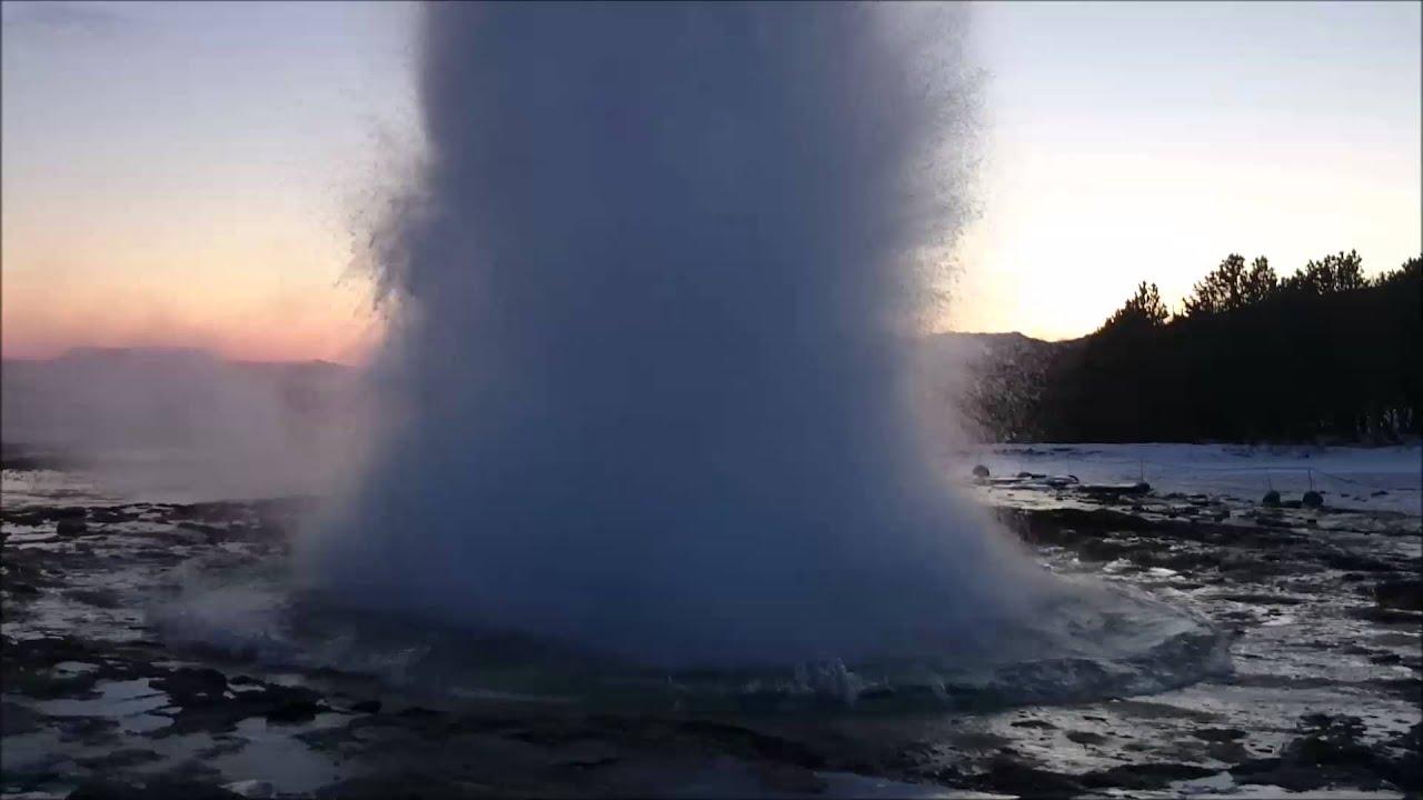 Strokkur - Geyser in Iceland - Thousand Wonders