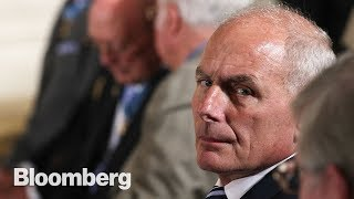 Who is John Kelly, Trump's New White House Chief of Staff?