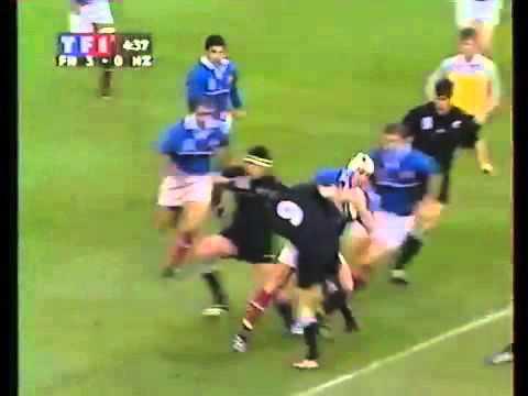 Rugby Coupe Du Monde 1999 La Demi Finale France Vs All Black