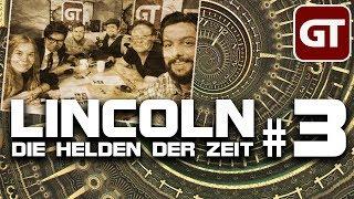 Thumbnail für GameTube Pen & Paper: Lincoln: Die Helden der Zeit #3 - Abe Caesar!