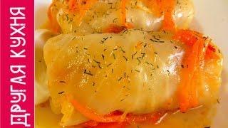Лучшие домашние голубцы с копченостями. Best homemade cabbage rolls with smoked meat