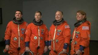 In Their Owns Words: STS-135 Crew