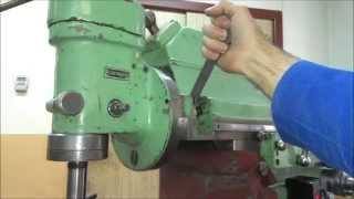 Уроки фрезерования или выставляем перпендикулярность шпинделя