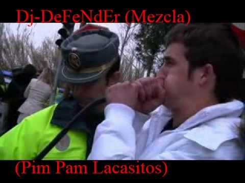 Dj-DeFeNdEr (Mezcla Pima pam toma lacasitos 2010)