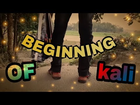 Beginning of kalI bhoot《INFINITY MOJA》PART 2
