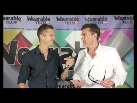 Tom Hatton interviews PivotHead CEO, Chris Cox  AT Wearable Tech World NYC 2014-