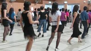 cowboy cha cha line dance