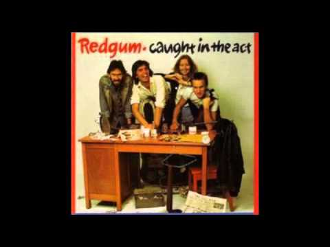 Redgum- Caught in the Act Live