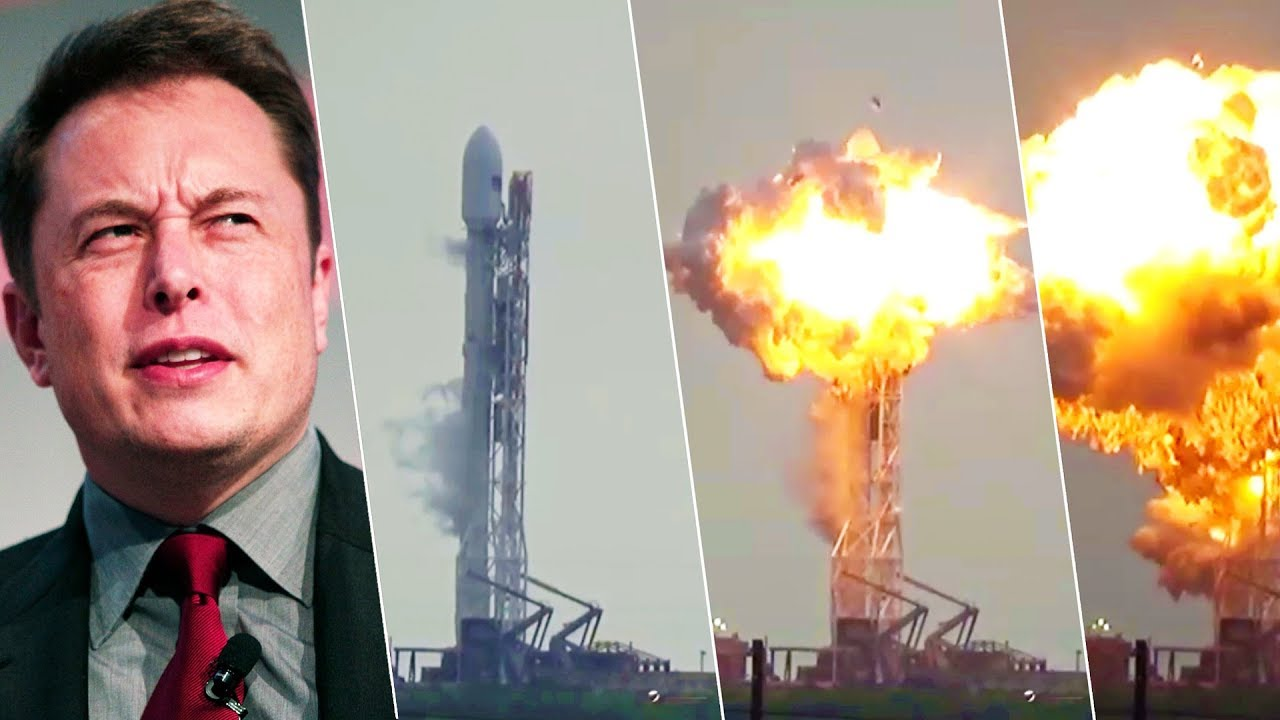 Is Elon Musk Blowing Up Rockets Just For Fun Muskwatch W Kyle Hill Dan Casey