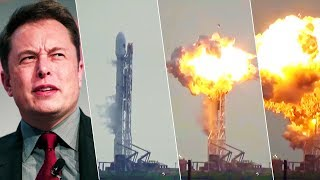 Is Elon Musk Blowing Up Rockets Just for Fun? (Muskwatch w/ Kyle Hill & Dan Casey) thumbnail