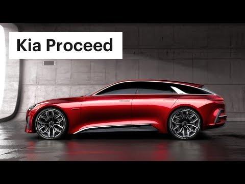 Киа Сид 2019 первый обзор Новый Kia Proceed