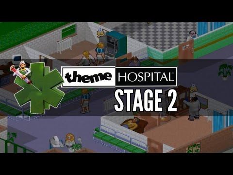 Poor Planning - Theme Hospital Complete Run (Stage 2)