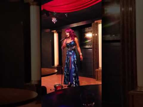 Love On The Brain by Rihanna performed by Robyn Davenport-Fierce