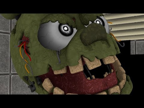 Fnaf sfm five night 39 s at freddy 39 s 3 not scary youtube - Fnaf 3 not scary ...