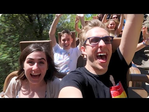 Animal Kingdom & Hollywood Studios | Evan Edinger Travel