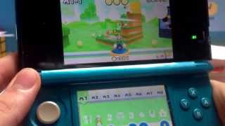 Guinness World Record  Super Mario 3D Land: Level 1-1: 27 seconds