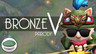 Bronze V - The Yordles (Style - Taylor Swift Parody)