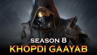 🔴[Hindi] PUBG Mobile New Season 8 : Direct khopdi gaayab   Subscribe & Join me.