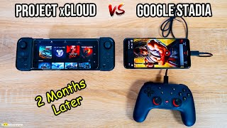 Google Stadia vs xCloud 2 Month Review: A Clear WINNER!!!