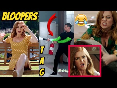 Tag Hilarious Bloopers and Gag Reel   Isla Fisher is So Funny   2018