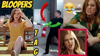Tag Hilarious Bloopers and Gag Reel | Isla Fisher is So Funny | 2018