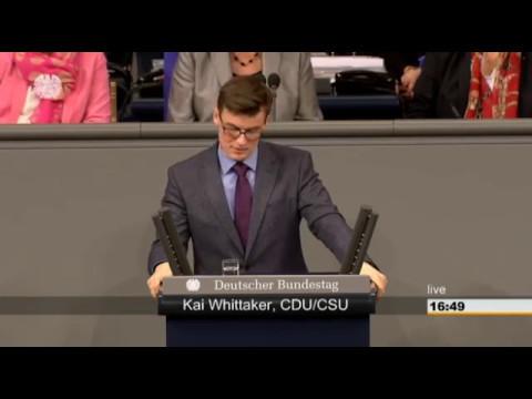 Rede Kai Whittaker MdB | Aktuelle Stunde am 27.01.2016
